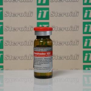Confezione Nandrodex 100 mg Sciroxx