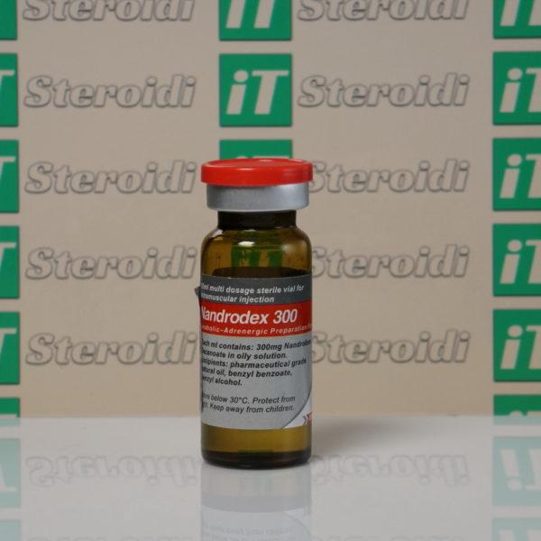 Confezione Nandrodex 300 mg Sciroxx