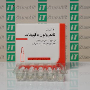 Confezione Nandrolone Decanoate 200 mg Aburaihan