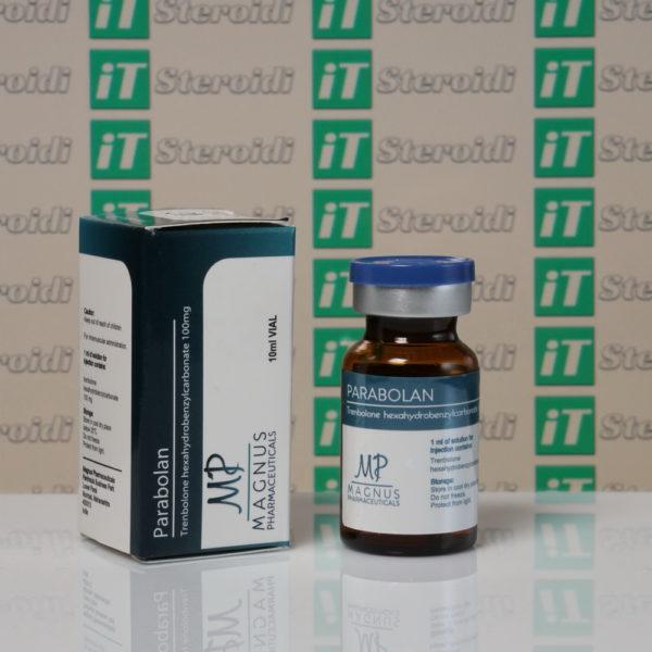 Confezione Parabolan 100 mg Magnus Pharmaceuticals