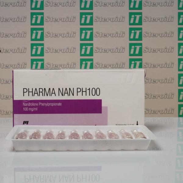 Confezione Pharma Nan PH100 100 mg Pharmacom Labs