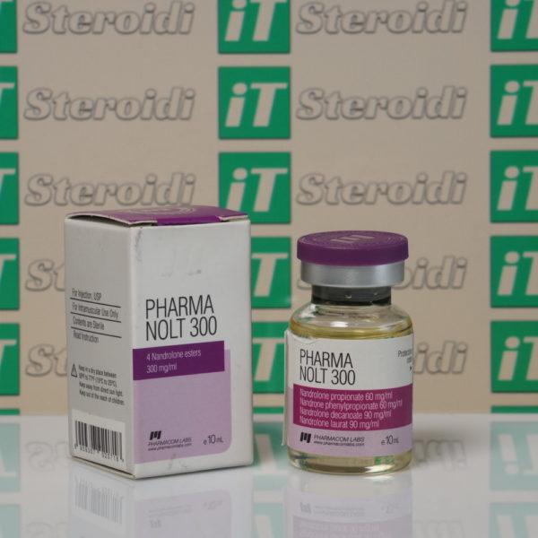 Confezione Pharma Nolt300 300 mg Pharmacom Labs