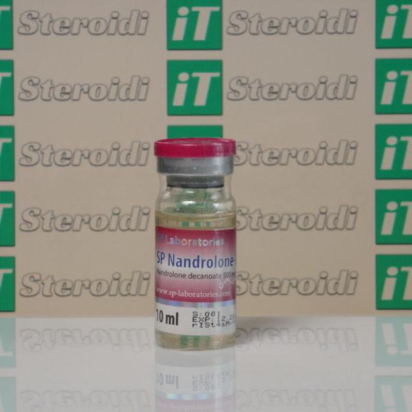 Confezione SP Nandrolone – D Forte 500 mg SP Laboratories
